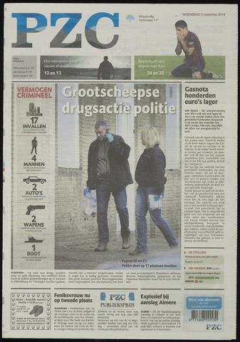 Provinciale Zeeuwse Courant 2014-11-05