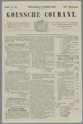 Goessche Courant 1867-02-05