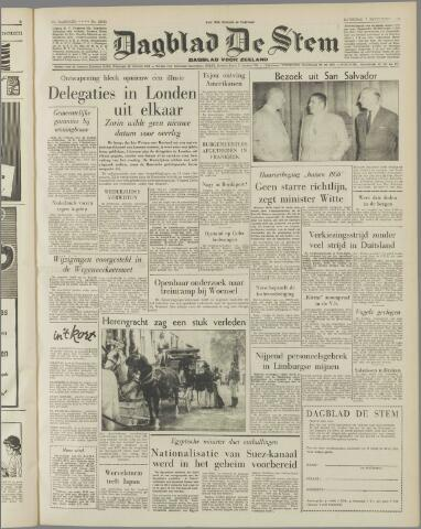 de Stem 1957-09-07