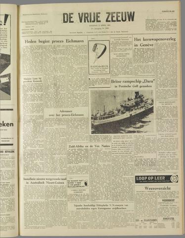 de Vrije Zeeuw 1961-04-11