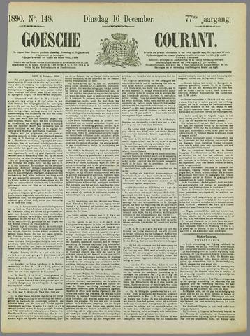 Goessche Courant 1890-12-16