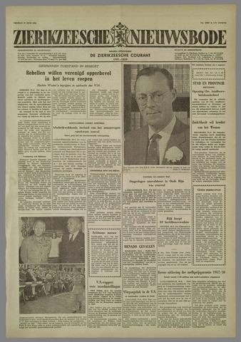 Zierikzeesche Nieuwsbode 1958-06-27