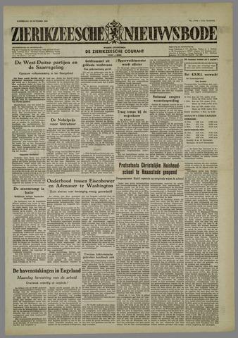 Zierikzeesche Nieuwsbode 1954-10-30