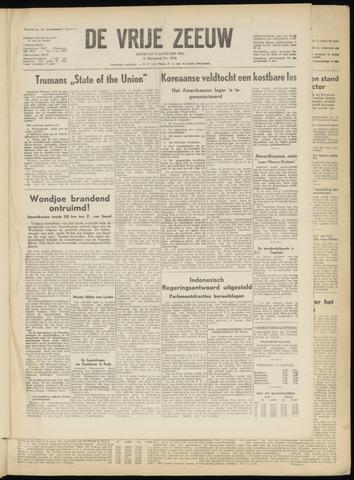 de Vrije Zeeuw 1951-01-09