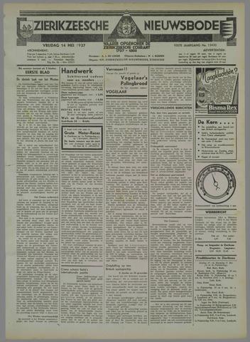 Zierikzeesche Nieuwsbode 1937-05-14