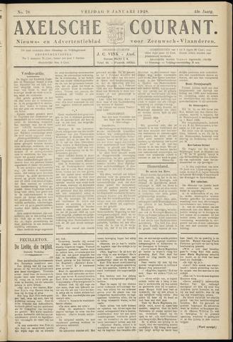 Axelsche Courant 1928-01-09