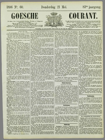 Goessche Courant 1896-05-21