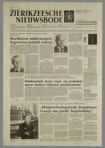 Zierikzeesche Nieuwsbode 1988-04-07