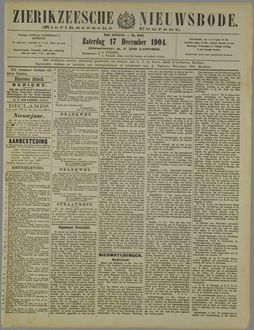 Zierikzeesche Nieuwsbode 1904-12-17