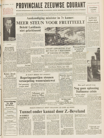 Provinciale Zeeuwse Courant 1970-03-12