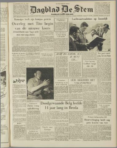de Stem 1957-08-07