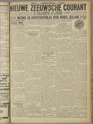 Nieuwe Zeeuwsche Courant 1923-10-20