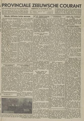Provinciale Zeeuwse Courant 1943-10-12