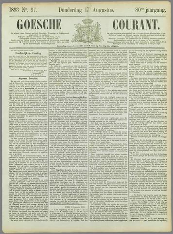 Goessche Courant 1893-08-17