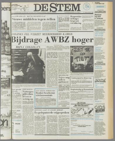 de Stem 1982-10-15