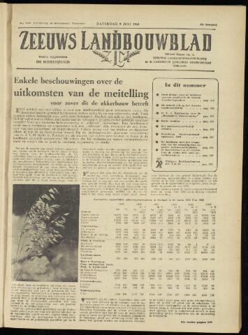 Zeeuwsch landbouwblad ... ZLM land- en tuinbouwblad 1960-07-09