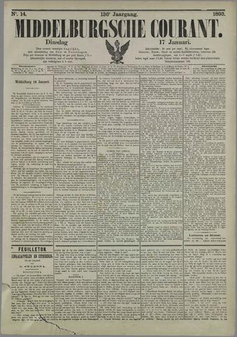 Middelburgsche Courant 1893-01-17