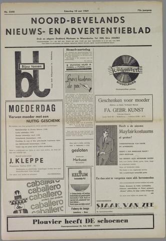 Noord-Bevelands Nieuws- en advertentieblad 1969-05-10