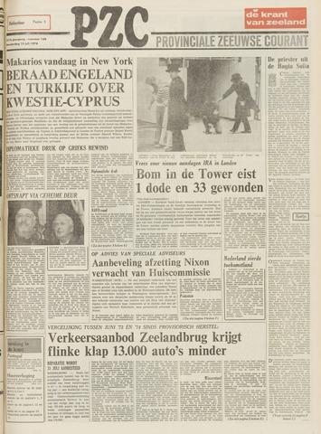 Provinciale Zeeuwse Courant 1974-07-18