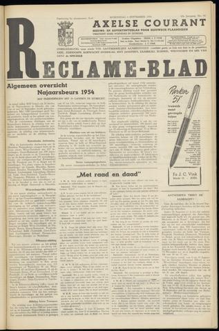 Axelsche Courant 1954-09-08
