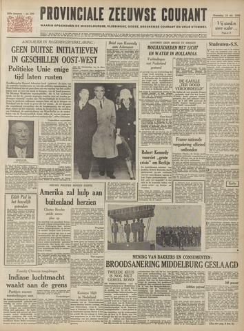 Provinciale Zeeuwse Courant 1962-10-10