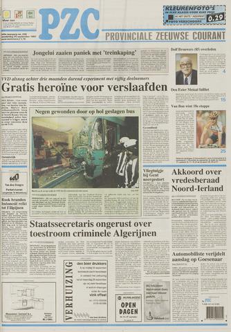 Provinciale Zeeuwse Courant 1997-09-25