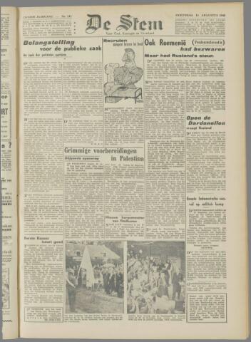 de Stem 1946-08-14
