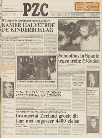 Provinciale Zeeuwse Courant 1978-12-22