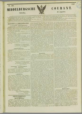 Middelburgsche Courant 1847-08-28