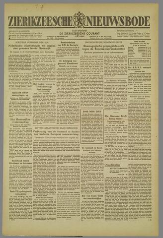 Zierikzeesche Nieuwsbode 1952-12-20