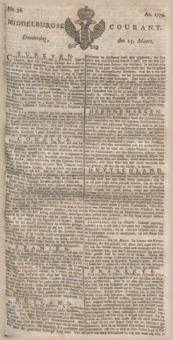 Middelburgsche Courant 1779-03-25