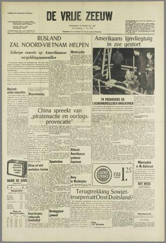 de Vrije Zeeuw 1965-02-10