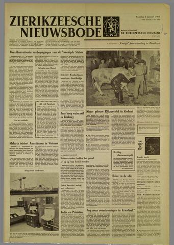 Zierikzeesche Nieuwsbode 1966