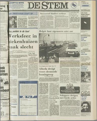de Stem 1981-01-13