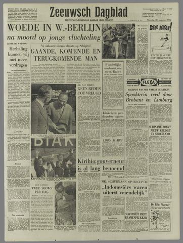 Zeeuwsch Dagblad 1962-08-20