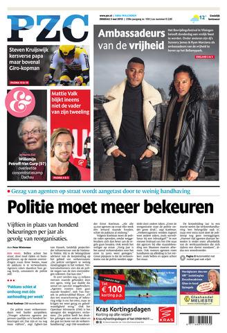Provinciale Zeeuwse Courant 2016-05-03