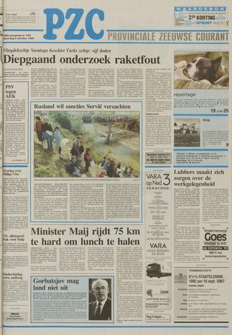 Provinciale Zeeuwse Courant 1992-10-03