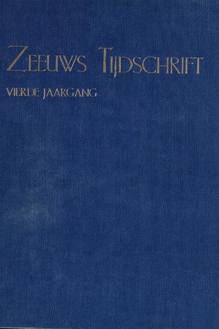 Zeeuws Tijdschrift 1953-01-01
