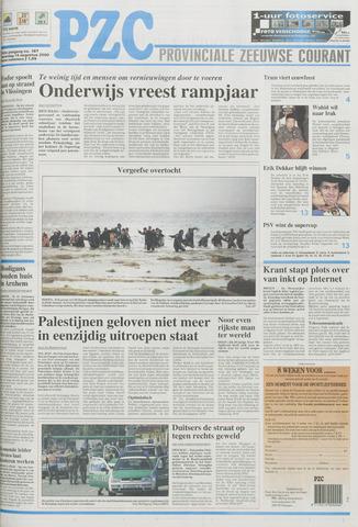 Provinciale Zeeuwse Courant 2000-08-14