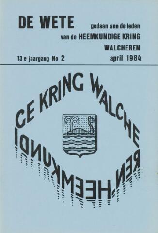 de Wete 1984-04-01