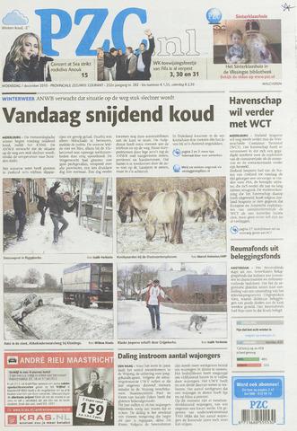 Provinciale Zeeuwse Courant 2010-12-01