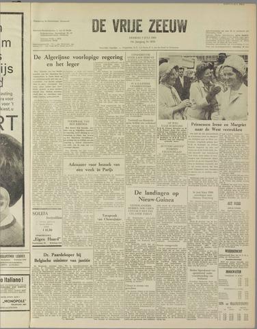 de Vrije Zeeuw 1962-07-03