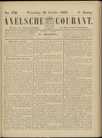 Axelsche Courant 1887-10-19