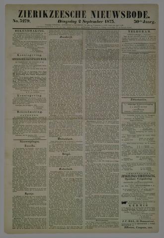 Zierikzeesche Nieuwsbode 1873-09-02