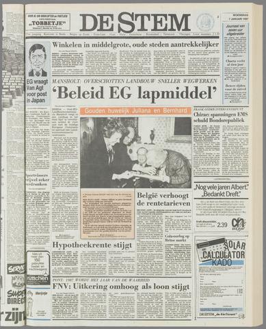 de Stem 1987-01-07