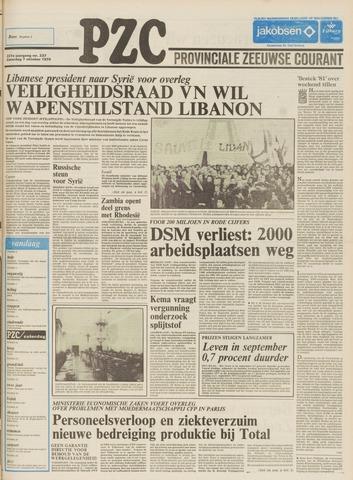Provinciale Zeeuwse Courant 1978-10-07