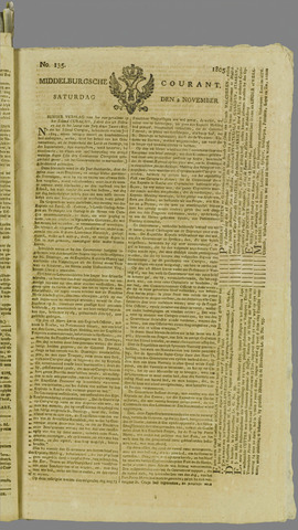 Middelburgsche Courant 1805-11-02