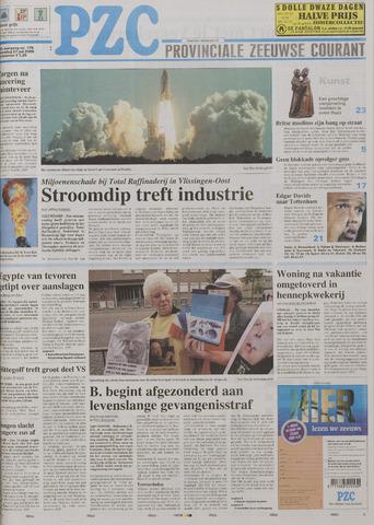 Provinciale Zeeuwse Courant 2005-07-27