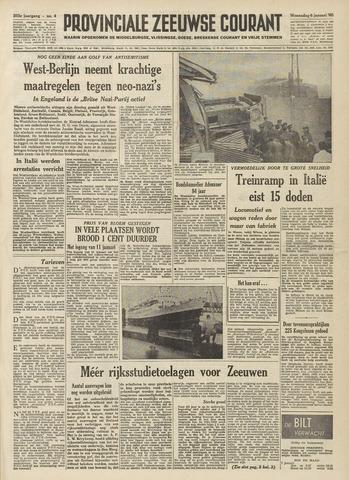Provinciale Zeeuwse Courant 1960-01-06