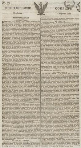 Middelburgsche Courant 1829-08-13